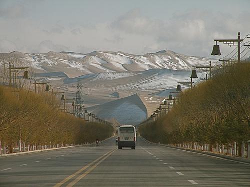 Dunas de Dunhuang. Galería de fotos aquí: http://www.flickr.com/photos/temoris/sets/72157615062431247/show/