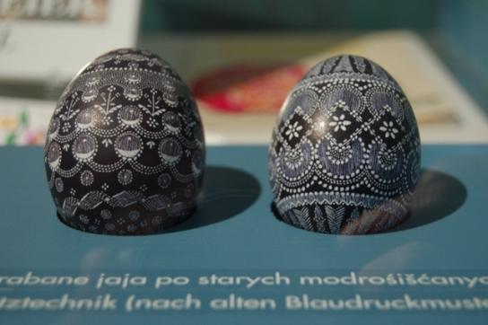 Huevos de Pascua de los Sorbios