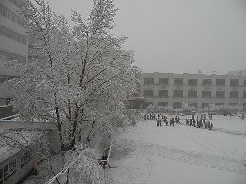 Nevada en Urumqi